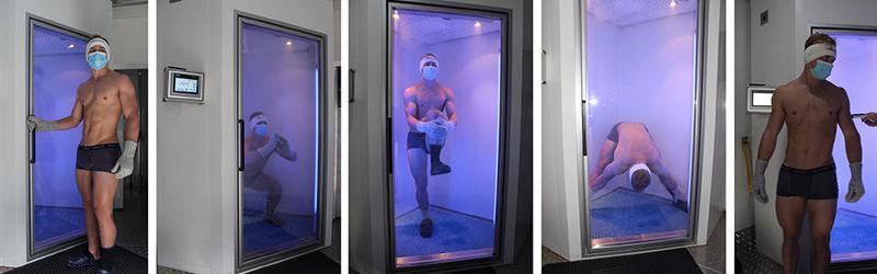 Home Juka - Cryo Innovations - Titan Cryo Cryocabin KrioLife